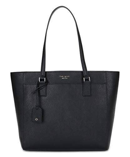 Kate Spade New York Cameron Laptop Tote Purse (Black)