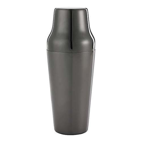 Barfly M37085BK Cocktail Shaker Set, 24oz (700 ml), Gun Metal Black