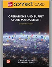 OPERATIONS AND SUPPLY CHAIN MANAGEMENT CONNECT ACCESS