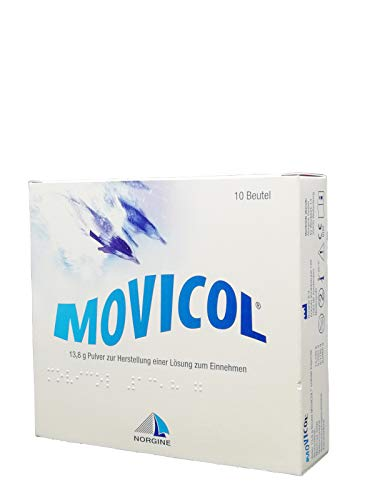 MOVICOL gegen Verstopfung Beutel, 10 St. Beutel