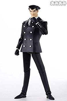 Max Factory The Big O  Roger Smith Figma Action Figure