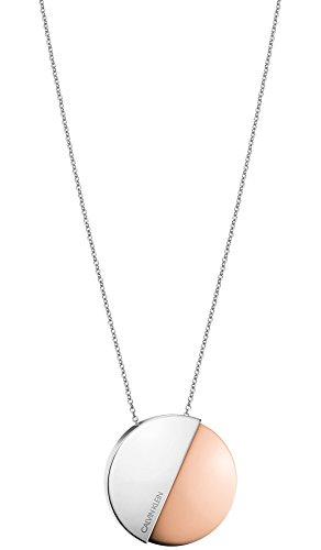 Calvin Klein Collar con colgante Mujer acero inoxidable - KJ8RPN200100