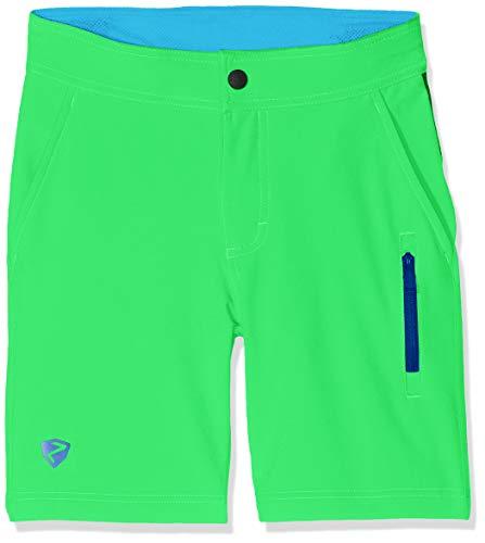 Ziener Kinder CONGAREE X-FUNCTION jun (shorts) Fahrrad-Shorts/Rad-Hose mit Innenhose - Mountainbike/Outdoor/Freizeit - atmungsaktiv|schnelltrocknend|gepolstert