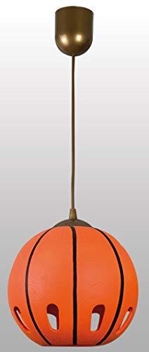Luce da basket Pallacanestro lampada per la cameretta bambino & ragazza lampadario a sospensione