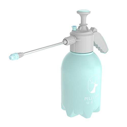 2L gieter tuinieren huishouden gieter drukspuit, van hoge kwaliteit HDPE/new PP/POM materiaal (Color : Blue)