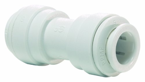 Ideal H2O JG Raccord rapide - Droit - 3/8 po - Blanc (10/sac)