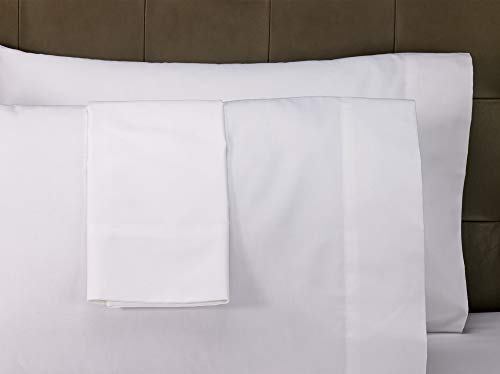 Marriott Signature Pillowcases - Soft, Breathable Cotton Blend Pillowcases - Set of 2 - King
