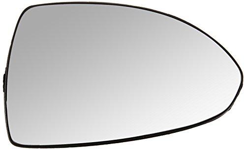 Cora 3361086 Specchio con Piastra, DX, Cromato