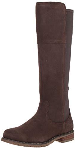 Ariat Women's Sutton H2O Western Boot, Chocolate, 9.5 B US