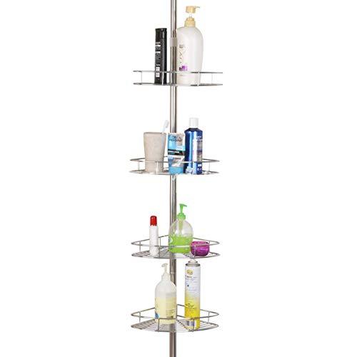 L'étagère de douche télescopique extensible de Dripex