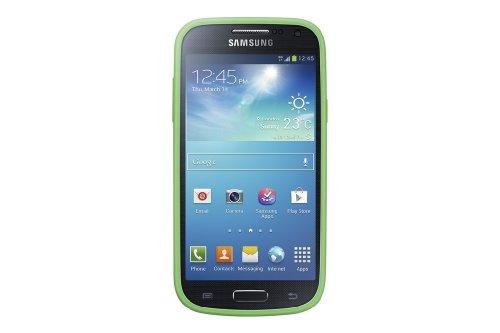 SAMSUNG EF-PI919BGEGWW Protective Cover per Galaxy S4 Mini, Verde Lime
