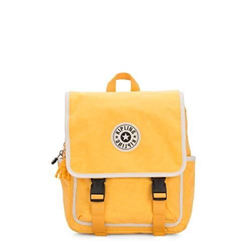 Kipling - Small Drawstring Backpack - Leoni S - Ki7000, Vivid Yellow C