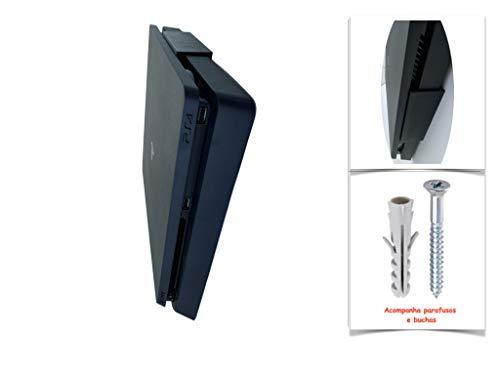 Suporte Splin para Playstation 4 Ps4 Slim de Parede Vertical modelo Invisível (preto)