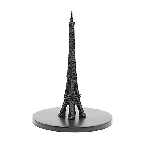 Yzibei Keukenrolhouder Vrijstaande Eiffeltoren Papier Handdoekhouder Vintage Rustiek Landelijk Verticaal Papier Handdoekhouder Voor Keuken Dineren Kamer Dineren Tafelhotel