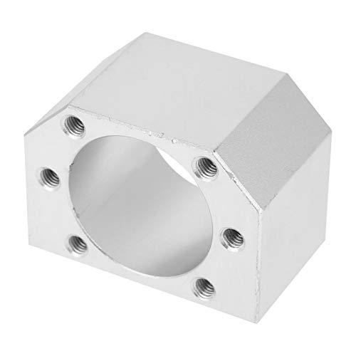 Soporte de tuerca de tornillo de bola-1 piezas DSG25H Soporte de soporte de montaje de asiento de carcasa de tuerca de tornillo de bola para SFU2505/SFU2510