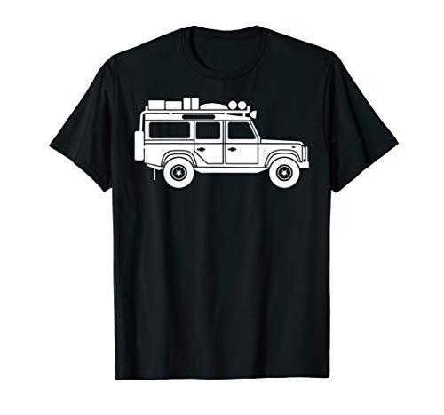 Defender D110 Tshirt