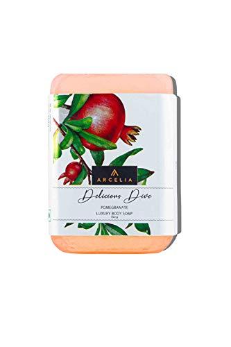 Arcelia Delicious Dive Luxury Bathing Soap – Pomegranate (150gm)