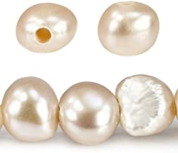 large hole baroque pearls