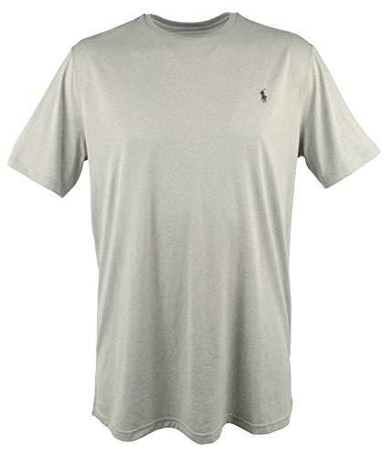 Polo Ralph Lauren Big & Tall Big & Tall Perf Poly Jersey T-Shirt Andover Heather 3XB