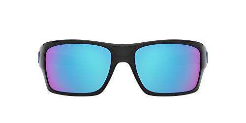 OAKLEY Turbine Gafas de sol para Unisex, Negro Tinta, 0