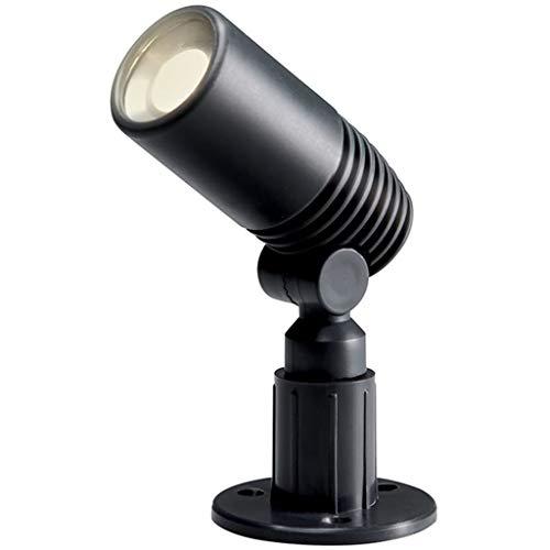 Garden Lights gl2580061 Alder de Spot 12 V, Anthracite, 4 x 8,6 x 6,5 cm
