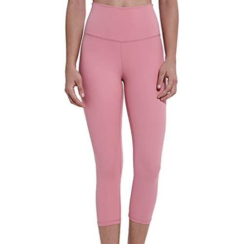 PPPPA Pantalones de yoga con bolsillos, leggings de...