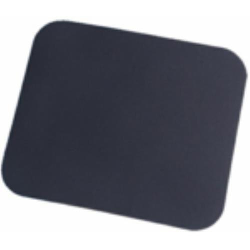 LogiLink ID0096Mauspad-Mauspad (schwarz, einfarbig, 25cm, 22cm, 3mm