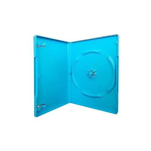 Boitier de remplacement CD/DVD pour jeux Wii-U consoles Bleu