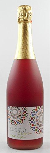 6 Flaschen Bickensohler Secco Zero alkoholfrei im Sparpack Weinvogtei Bickensohl, Schaumwein aus dem Kaiserstuhl