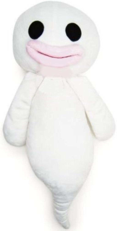 One Piece New World HGold HGold Ghost Mini Kuttari Cushion 7  Plush Toy