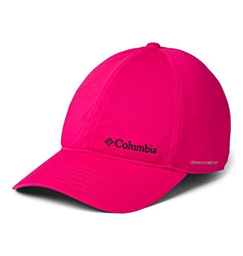 Columbia Coolhead II Gorra, Unisex Adulto, Rosa (Cactus Pink), One Size (Adjustable)