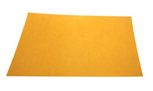 Industrieprofi universal Klebepad doppelseitig FT8002 - Lohmann DuploCOLL 200 - emissionsarmes umweltfreundliches Teppichklebeband als großer Bogen (A4)