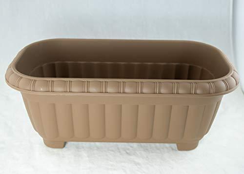 Japanese Plastic Bonsai Training Pot / Home Garden Flower Planter Outside Dimension 15'x 8'x 6'