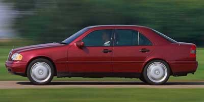 ... 1997 Mercedes-Benz C280, 4-Door Sedan 2.8L ...