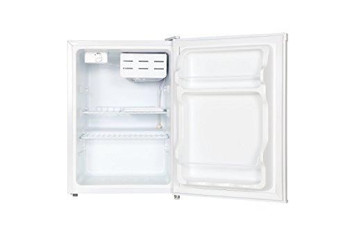 Magic Chef MCBR240W1 Refrigerator, 2.4 cu.ft, White
