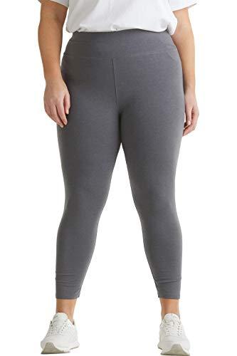 ESPRIT Sports Damen ocs Tights Trainingshose, Dark Grey (021), S