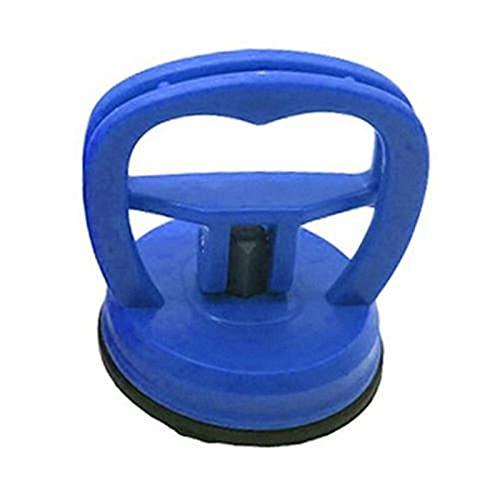 Hjiaqi - lovely Ventosa al vacío para quitar abolladuras del coche, herramienta de extracción de abolladuras para reparación de automóviles, vidrio, azulejos y objetos en movimiento (color azul)