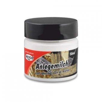 Meyco Blattgold/Design-Metall Anlegemilch dünn 50ml