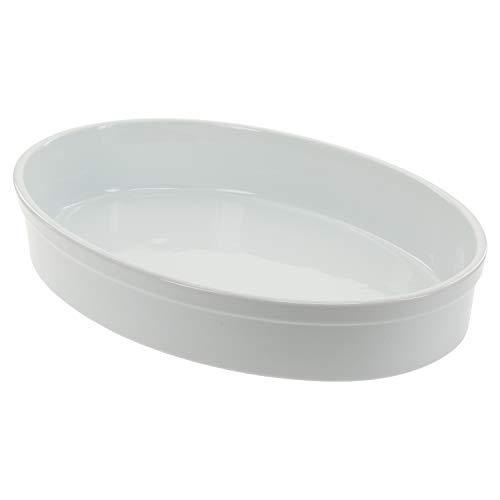 BIA Cordon Bleu Bakeware Oval Baking Dishes, One Size, White