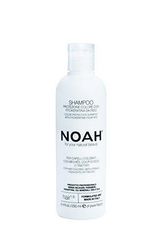 Noah 1.6Farbschutz-Shampoo mit Phytokeratine aus Reis, 250ml