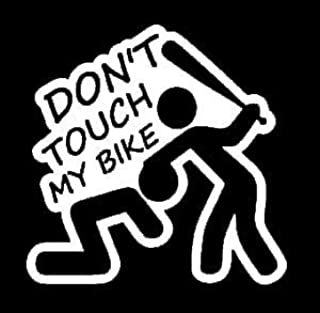 Best dont touch my bike stickers Reviews