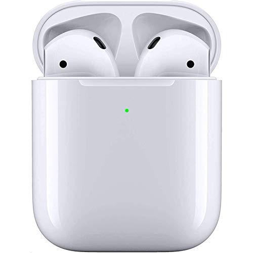Auricular Bluetooth, Auriculares inalámbricos Bluetooth 5.0 In-Ear Mini Auriculares con Micrófono IPX6 Impermeabile, for iPhone/Airpods/AirPods Pro