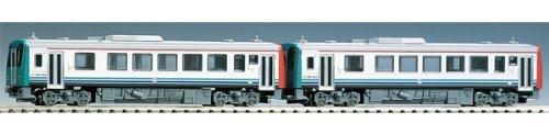 J.R. Diesel Train Type Kiha120 `Takayama Line` (2-Car Set) (Model Train)