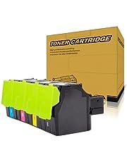 Amla Compatibele Toner Cartridge 71B0030 71B10M0 71B20M0 Vervanging voor Lexmark CS 317 CS317 CS317dn CS 417 CS417 CS417dn CS 517 CS517 CS517de CX317dn CX417de CX517de (Magenta)