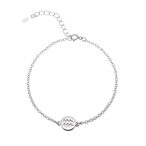 Schöne Widder Armbänder Für Frauen Einfache 12 Sternzeichen Sternzeichen Manschette Armband Frauen Armbänder Armreifen