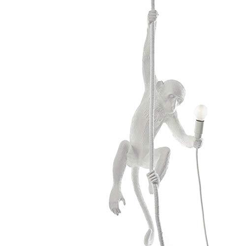 Monkey Lamp Affenlampe hängend mit...