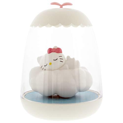 Baby Watch Nachtlicht klein Akio mit USB-Kabel – Kleines Akio Hello Kitty Wolke