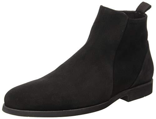 GEOX U KASPAR B DK COFFEE Men's Boots Classic size 39(EU)