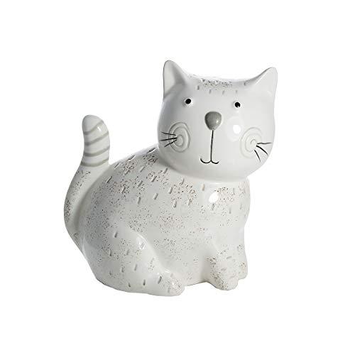 SPOTTED DOG GIFT COMPANY Grand Chat Decoratif Cat Ornament 18cm, pour Amateurs de Chats