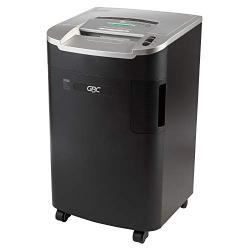 Fantastic Deal! GBC Paper Shredder, Jam Free, 20 Sheet Capacity, Super Cross-Cut, 20+ Users, LX20-30...
